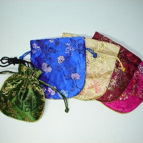 Feng Shui Import Jewelry Pouches - 2268