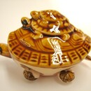 Feng Shui Import Turtle Figurines - 2508