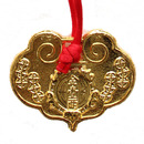 Feng Shui Import Lock Coin - 3520