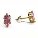 Feng Shui Import Crystal Earrings - 64