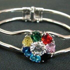 Feng Shui Import - Bracelets Crystals (773)