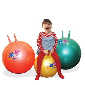 Fun and Function BL1876 16 inch Hopper Ball