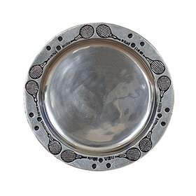 Olde Country 66-022 Pewter Trophy Plate (Small)