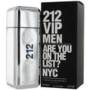 212 Vip By Carolina Herrera - Edt Spray 3.4 Oz For Men