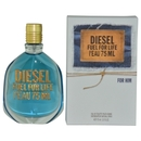 Diesel Fuel For Life L'Eau By Diesel - Edt Spray 2.5 Oz (Limited Edition) For Men