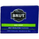 Brut Revolution By Faberge - Bar Soap 3.5 Oz Each - Pack Of 2 For Men