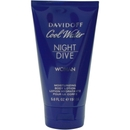 Cool Water Night Dive By Davidoff - Body Lotion 5 Oz For Women