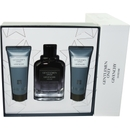 Gentlemen Only Intense By Givenchy - Edt Spray 3.3 Oz & Aftershave Balm 2.5 Oz & Hair And Shower Gel 2.5 Oz For Men