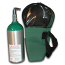 Oxygen Case For M9 Or C Tank Green