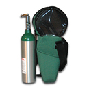 Oxygen Case For M6 Or B Tank Green