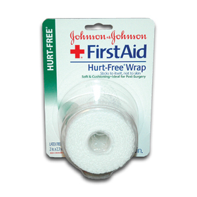 "J & J ""Hurt-Free"" Tape 2""x2.3 yds. (1/ea)"