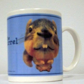 Arundale The Squirrel Mug