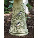 Burley Clay Products BURL55135200 Chickadee Pedestal Only (+ FRT)