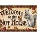 Rivers Edge Products REP1864 Nut House Doormat
