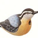 Songbird Essentials SE3880041 Nuthatch Birdhouse