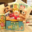 Gift Basket 813112 Health & Happiness Get Well Gift Box