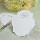Gartner Studios 16124 Wishes for the Bride & Groom Cards 24ct
