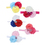 Alice Baby Girl Headbands Hair Bow Hairband Combination Flower (Pack of 10)
