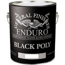 BLACK Poly Satin 1 Gal
