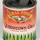 Queenstown Gray Milk Paint 1 Gal