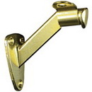 Hand Rail Bracket POLISHED BRASS