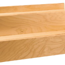 In Cabinet Spice Rack 19W MAPLE