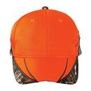 Outdoor Cap BLZ615 Blaze with Camo Trim Cap