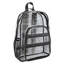 Valubag VB5001 Clear Backpack