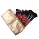 18pcs Professional Cosmetic Makeup Brush Set Kit and Case, Mother's Day Gift Idea