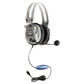 Hamilton Deluxe USB Headphone with Microphone