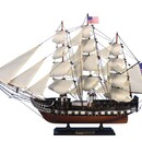Handcrafted Model Ships Constitution 20 - Rico USS Constitution 24