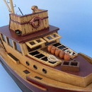 Handcrafted Model Ships Orca 20 Jaws - Orca 20