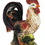 IMAX 9150 Multicolored Rooster