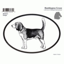 Intrepid International Dog Decal - Beagle
