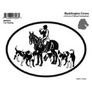 Intrepid International Decal - Fox Hunting