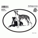 Intrepid International Dog Decal - Greyhound