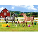 Breyer Horses BH61087 Classic A Champion Is Born Horse Family
