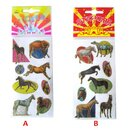 Intrepid International Hologram Horse Stickers