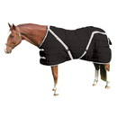 Intrepid International Snuggie Large Horse Stable Blanket Black