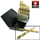 15 Pcs Left-Hand Drill Bit Set - Nk # 10037A