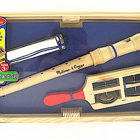 Melissa & Doug Beginner Band In A Box 2 Toy