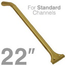 Ledger Squeegee Handles CTL22 Ledger 22in