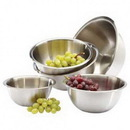 Focus Foodservice Stainless Steel Mixing Bowls