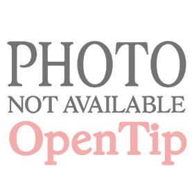 """Kate Aspen """"Fleur-de-Lis"""" Elegant Chrome Bottle Stopper"""