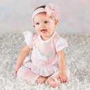 Baby Aspen Simply Enchanted 3-Piece Outfit