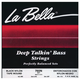 LaBella - Labella Blk Nyl Tape Set