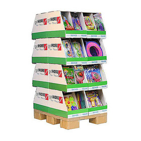 Summer Toy Starter Pallet 576-Piece, Price/576/case