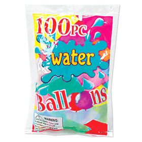 Water balloons, pack of 100, Price/package