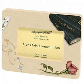 Lexington Studios Her Holy Communion Small Frame
