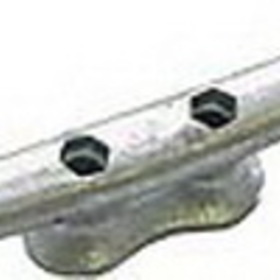 "SeaSense GALVANIZED DOCK CLEAT 6"" 50062485 (Image for Reference), Price/Each"